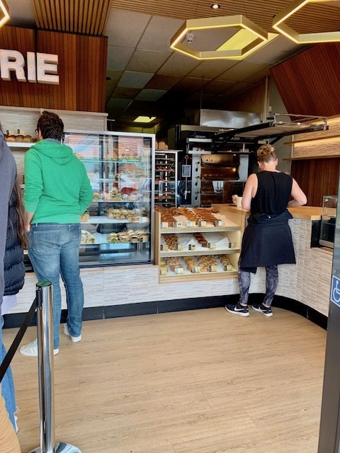 french bakery 201909 interior