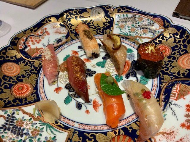 cocoro 201909 sushi nigiri