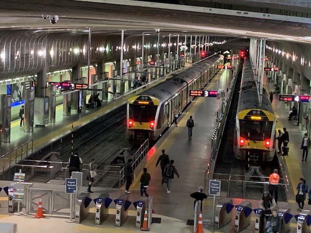 britomart station 201911