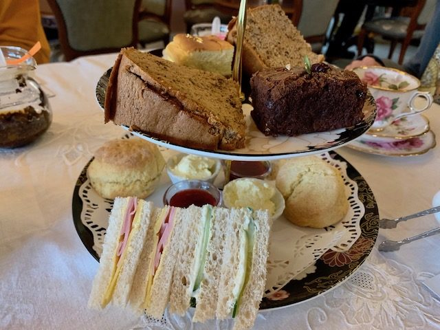 dusky rose 201910 high tea full
