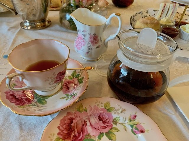dusky rose 201910 tea