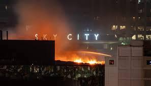 skycity fire 201911
