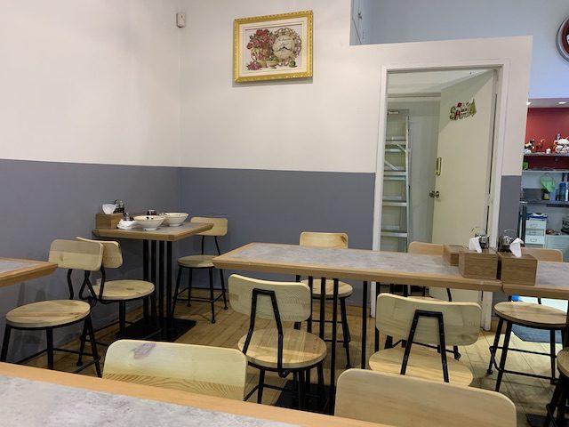 tianfu noodles 201911 interior