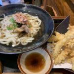 udon works 201911 tempura udon
