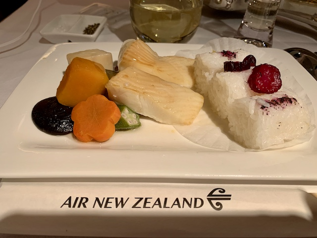 2020 airnz meal main