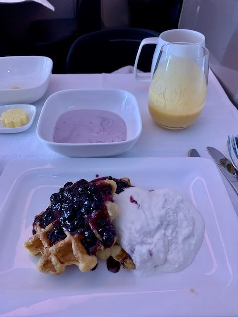 2020 airnz meal waffle