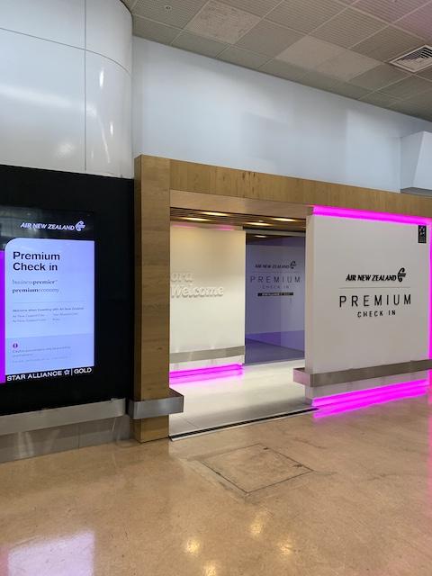 auckland airport 202002 premium checkin