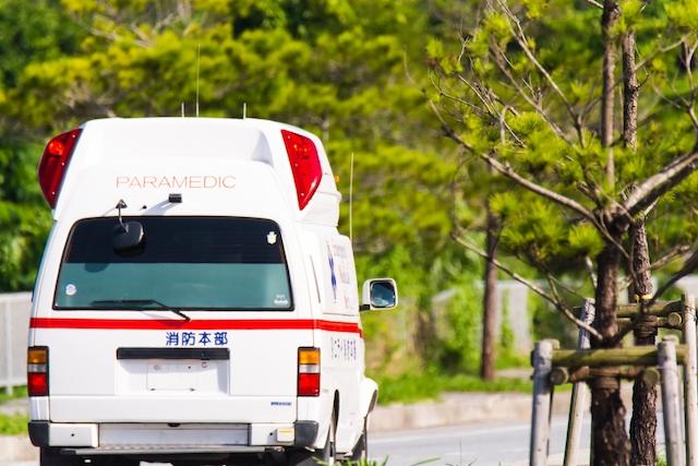 daneko illness 2020 ambulance