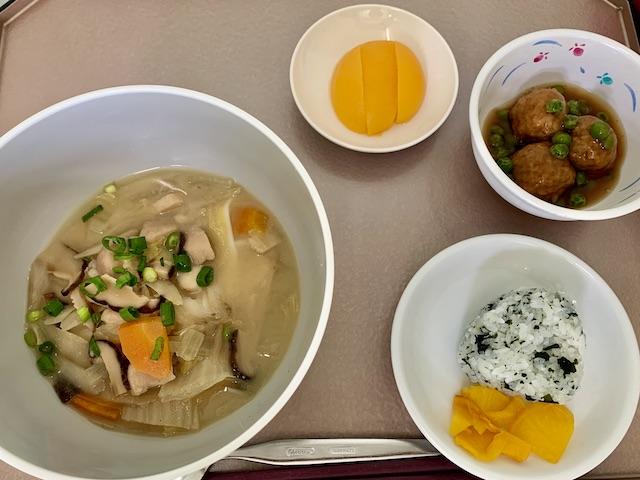 hospital meals 0309L