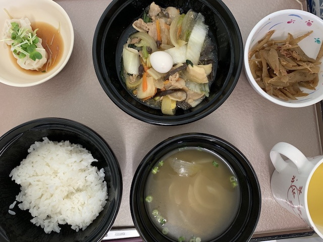 hospital meals 0313D