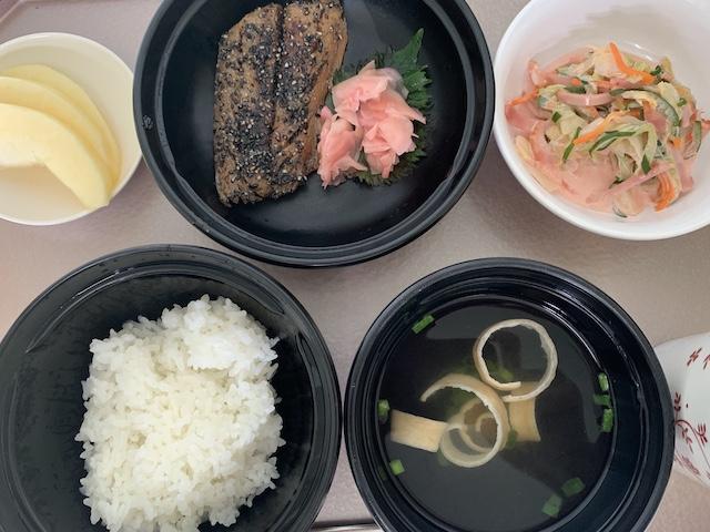 hospital meals 0313L