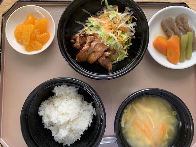 hospital meals 0319L
