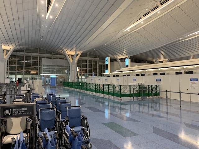 haneda intl 202006 empty