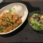 isolation meal 2020 fried tofu