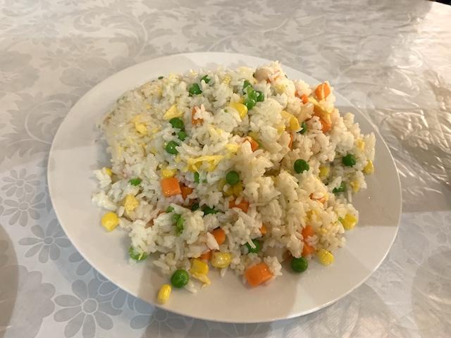 barilla dumplings 202007 shrimp fried rice2
