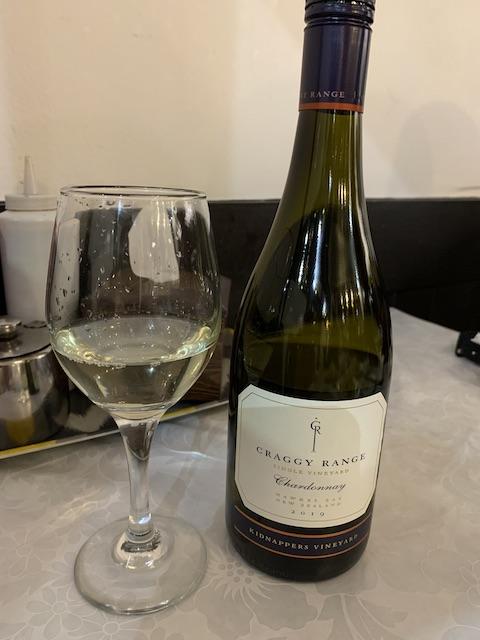 craggy range chardonnay 2019