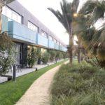 isolation hotel 2020 garden2