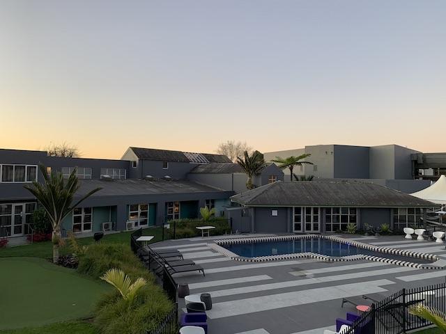 isolation hotel 2020 sunset pool