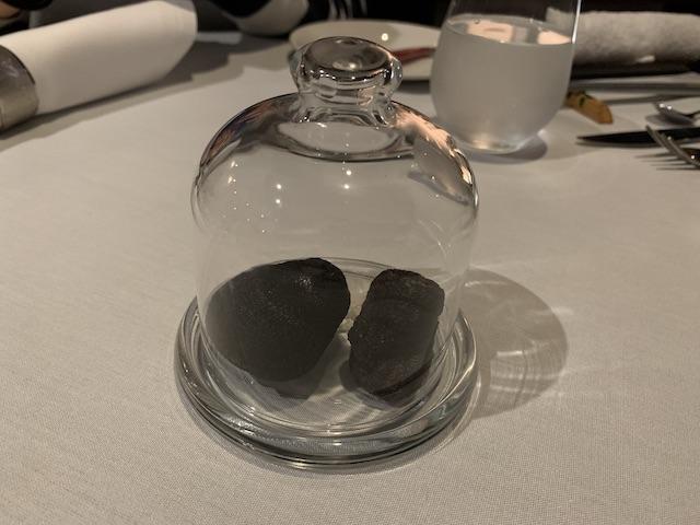kazuya 202007 truffle dinner