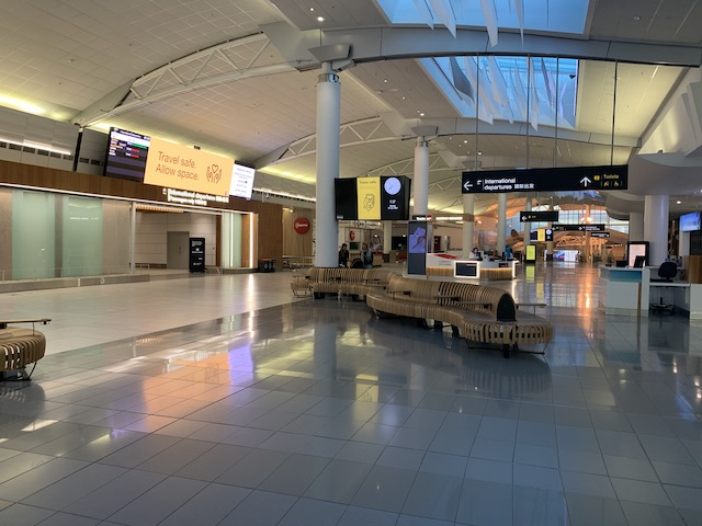 auckland airport 202007 2nd floor