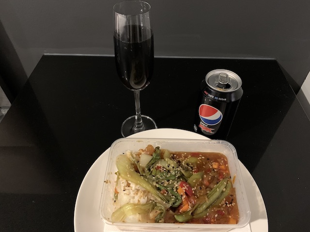 nz isolation meal day9 D&pepsi