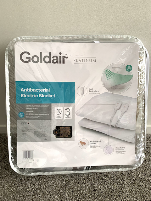 202106 electric blanket