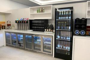akl airport 202106 nz lounge2