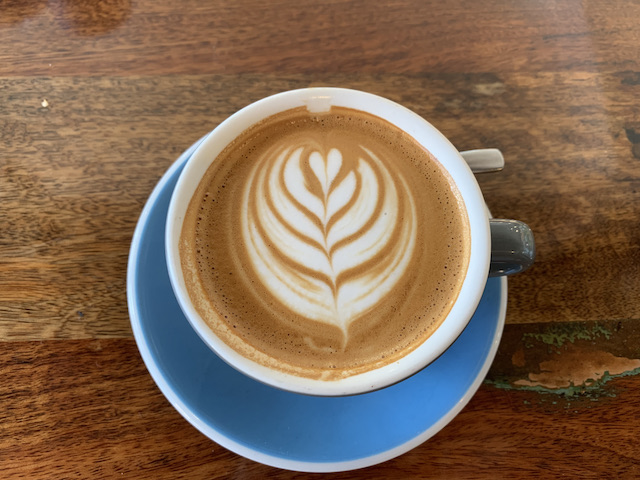 coffee lab 202106 flat white