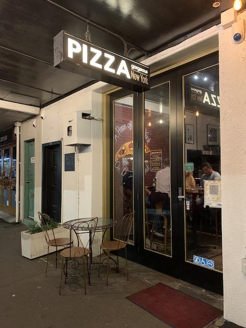 gorgeous pizza 202106 exterior