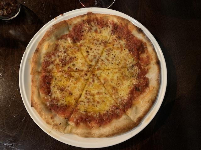 gorgeous pizza 202106 margherita