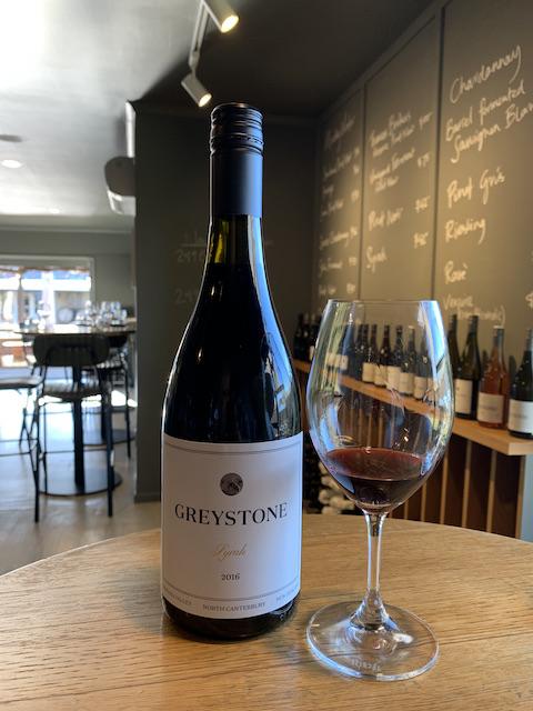 greystone 202106 syrah