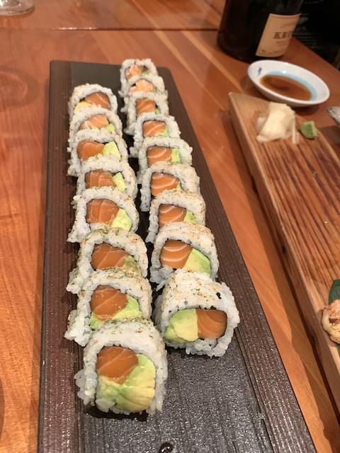 sake bar icco 202106 salmon avo