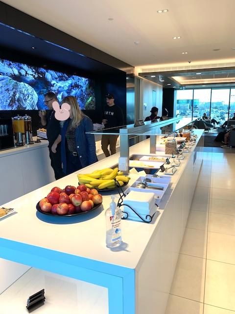 akl regional lounge 202107 food